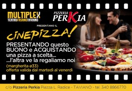 Promo CINEPIZZA!